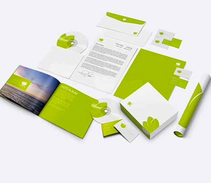 Print Collateral + Direct Mail